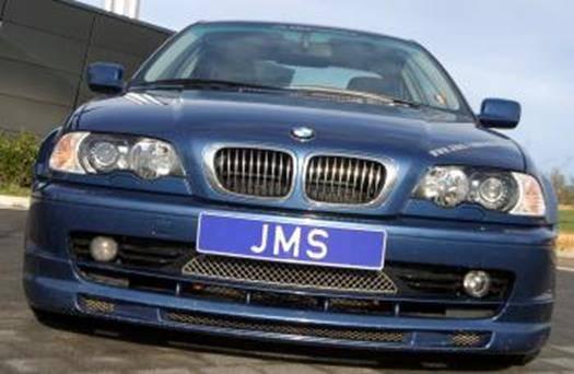 Jms Front Lip Spoiler Racelook Version 2 Coupe Cabrio Bmw E46