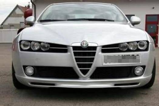 Frontlippe Alfa 159
