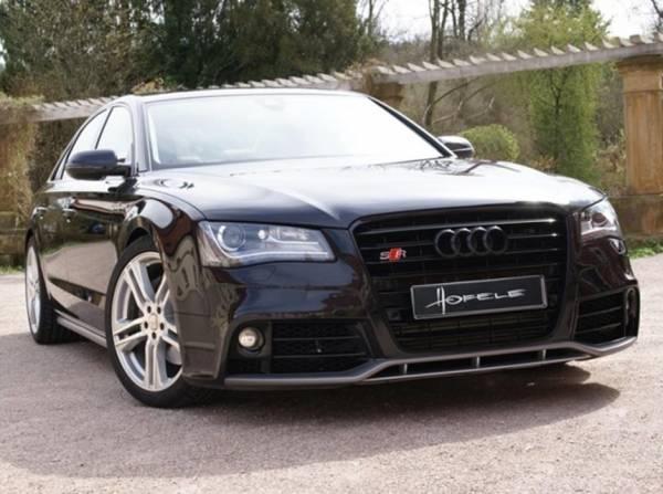 Hofele Rs Lamella Mesh Inserts Acc Audi A8 4h