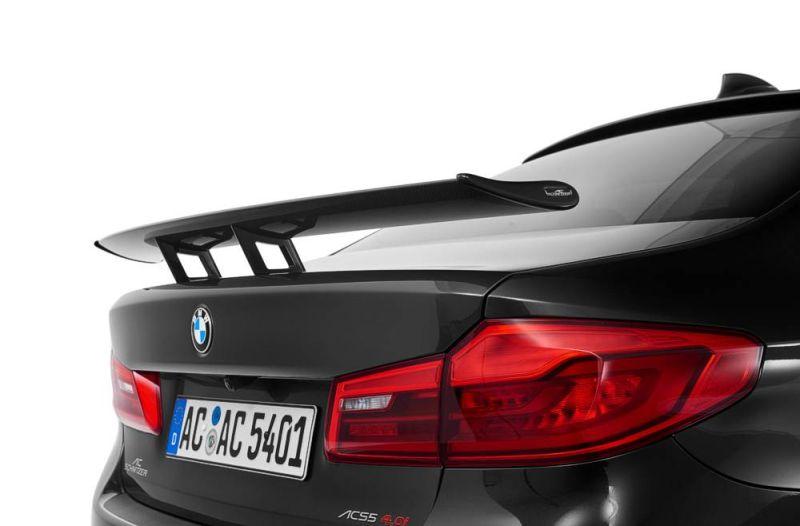 AC Schnitzer BMW 5er F10 Limousine Heckspoiler