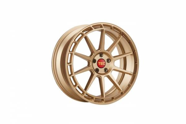 TEC GT8 Rosé-Gold Felge 8x18 - 18 Zoll 5x100 Lochkreis